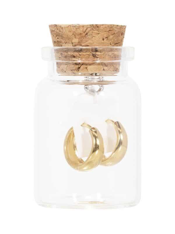 Bold fles goud web